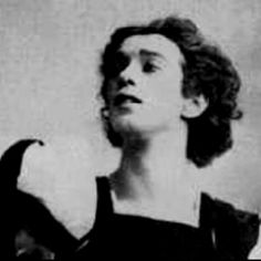 """Nijinsky - Executed """"impossible"""" feats mid-air...His sister Madame Nijinsky was the understudy of Anna Pavlova and ballet coach to my Mother"""