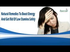 Dear friend, in this video we are going to discuss about the natural remedies to boost energy. Low stamina can be highly debilitating and this issue can be rectified with the help of Sfoorti capsules that will help with boosting energy.  You can find more about the natural remedies to boost energy at http://www.ayurvedresearch.com/best-energy-pills-for-men-women.htm