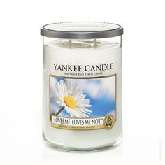 Yankee Candle Loves Me Loves Me Not Large 2-Wick