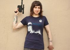 """""""Rebel Lighthouse"""" - Threadless.com - Best t-shirts in the world"""