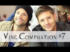 ||Supernatural - 50 Funny Vines [Vine Compilation #7] - YouTube