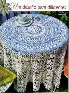 Kira scheme crochet: Scheme crochet no. 1286