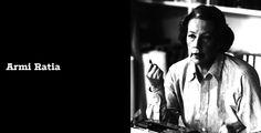 armi ratia - textile artist + founder of marimekko in 1949