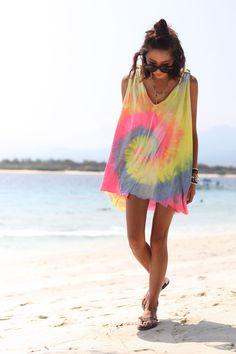 #beach #tyedye