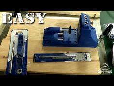 Making a Cabinet the Easy Way - Kreg Pocket Hole Jig - Vlog #2
