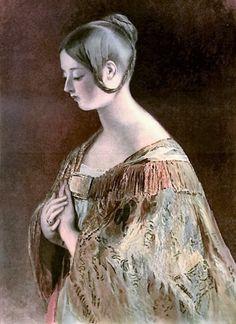 Queen Victoria in 1840s
