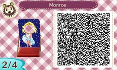 Heart Gaming: New Leaf QR codes for standees