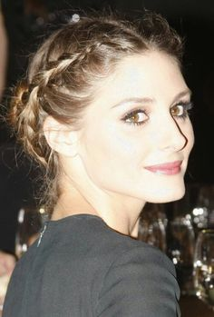 Olivia's Palermo hairstyle