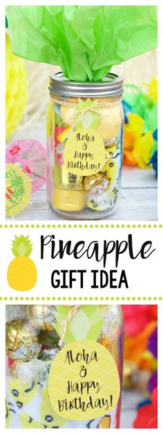 Pineapple Gift Idea