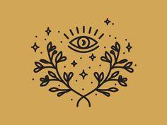 Sacred Icons Sacred Icons illustration third eye moon laurel wreath spiritual logomark logo line artwork line icon iconography icon artwork icon eye celestial brand identity Third Eye Art, Line Artwork, Moon Tattoo, Eye Tattoo, Eye Illustration, Icon Illustration, Eye Logo, First Tattoo, Art