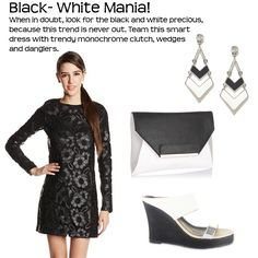 Black-White Mania!