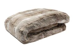 Furniture Village Kudo Faux Fur Blanket Luxurious faux fur throw In a brown with soft white stripes Opulent faux fur feels truly luxurious ]]> http://www.MightGet.com/january-2017-11/furniture-village-kudo-faux-fur-blanket.asp