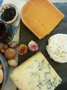 gorgeous cheese board