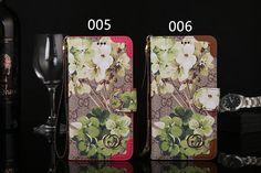 グッチ iPhone7 plus カバー 手帳型 可愛い 女性 オシャレ 花柄