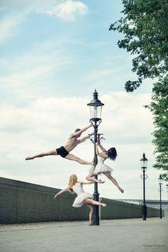 Benjamin Von Wong. Incredible dance photography