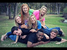 Seniors - Best Friends