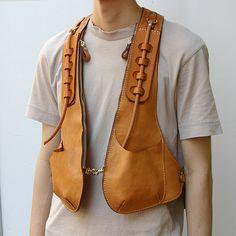 着る鞄・ベスト型(R-30)