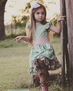 Handmade little girls dress by  mylittlepearlclothing featuring Lamb fabric  by Hawthorne Threads. Robes de petite filleRobes ... aab42c6c8b6