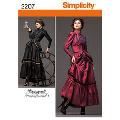 Butterick Pattern- Misses' Costume Please note: Orders of 151 pounds or more will be shipped via Freight carrier and our Oversized Item Delivery/Return policy will apply. Please click here for more in                                                                                                                                                                                 More