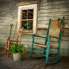 Nothing like a good porch