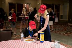 Trumpism Finds a Safe Space at Conservative Womens Conference