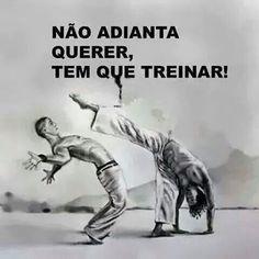 Tem que treinar Story of my capoeira journey :/