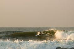 golden december in denmark - surfing in the precious golden light #coldwatersurf