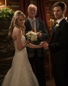 They finally got married, they are my otp :)
