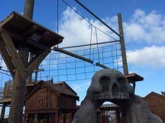 South West Play - Pirate Adventureland Pirates, Lion Sculpture, Statue, Play, Art, Art Background, Kunst, Performing Arts, Sculptures
