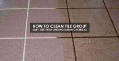 clean tile grout on pinterest homemade grout cleaner grout cleaner
