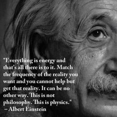 Physics, not philosophy...