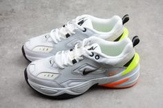 the best attitude a5895 42175 2018 Nike M2K Tekno Pure Platinum Black-Sail White AV4789-004-1 Sneaker