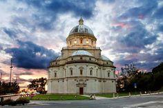 Santa Maria della Consolazione , Todi , Umbria