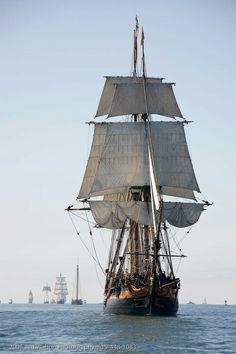 HMS Suprise - replica