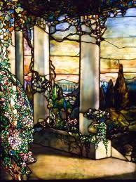 Tiffany Glass Window