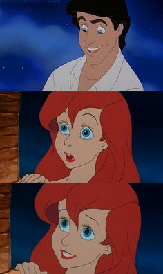 Ariel and Eric<3