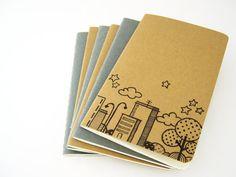 Moleskine Pocket  Skyline Notebook  Cahier journal par vitaminaeu