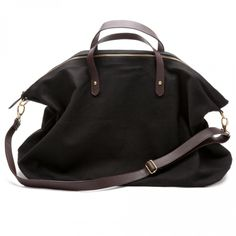 """nice """"weekend bag"""" that I would probably use daily for all my stuff I take with me every day :)"""