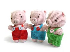 Pig Crochet Patterns - Google 搜尋