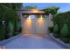 1634 blue jay way - Paul Williams (not overly spanish - but fantastic driveway).
