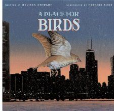 This book is a nice introduction to problem and solution text.  A Place for Birds: Melissa Stewart