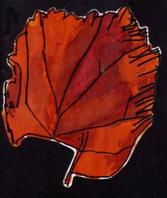 """Asking Good Questions That Encourage Creative Thinking: Consider the difference - """"What colour is this (autumn) leaf?"""" versus""""When the leaves change colour, how does the new colour get into the leaf?"""" Post includes lots of examples for rephrasing questions to encourage creative thinking."""