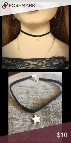 Star choker Star choker Jewelry Necklaces