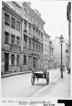 Berlin in alten Bildern - Seite 55 - Berlin - Architectura Pro Homine