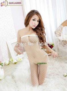 c09178586c Ladies Brand Hot Women Fishnet Stocking Sexy lingerie Women s new Sexy body  suit