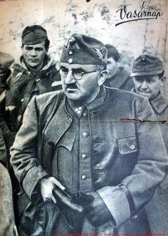 Beregffy Károly honvédelmi miniszter