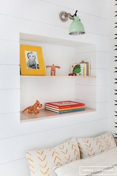 Amber Interiors - Tessa Neustadt - Client Sandy Castles Before and After - Boy's Room - 3