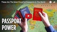 SCG VIRALS: These Are The Most Powerful Passports In The World