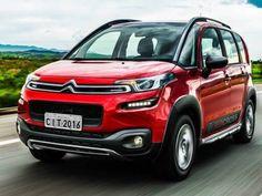 #Citroën Aircross 2016, a la venta en #Brasil #autos #coches #carros