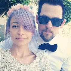 Nicole Richie   Ranking All The Purple Hair In Hollywood